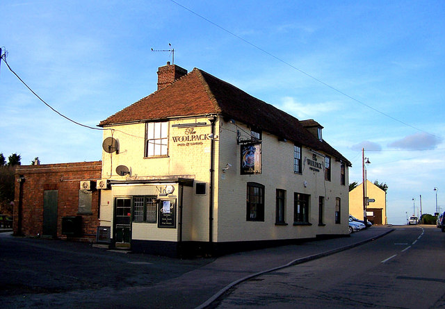 The Woolpack, Iwade