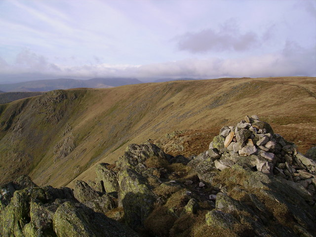 Summit Cairn, Kidsty Pike