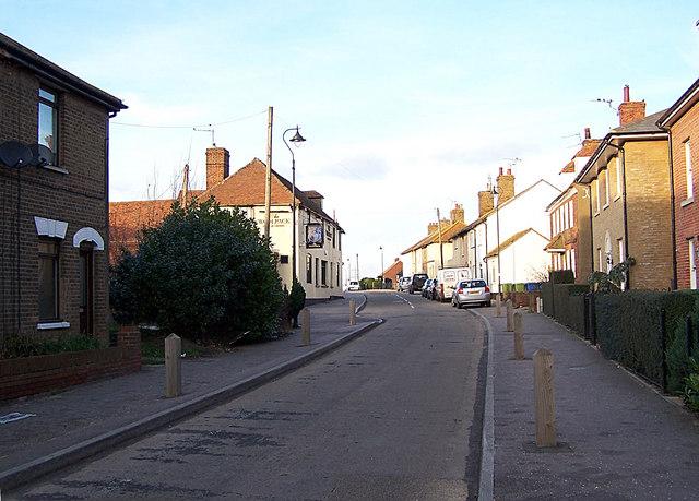 The Street, Iwade