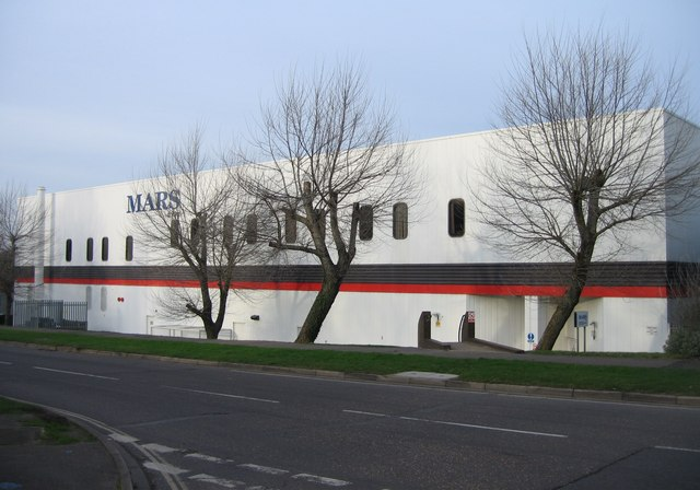 Mars Factory - Armstrong Road