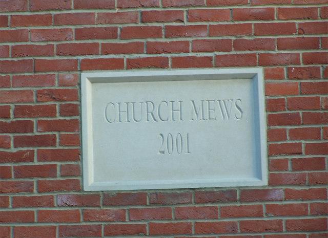 Church Mews, Iwade - the truth