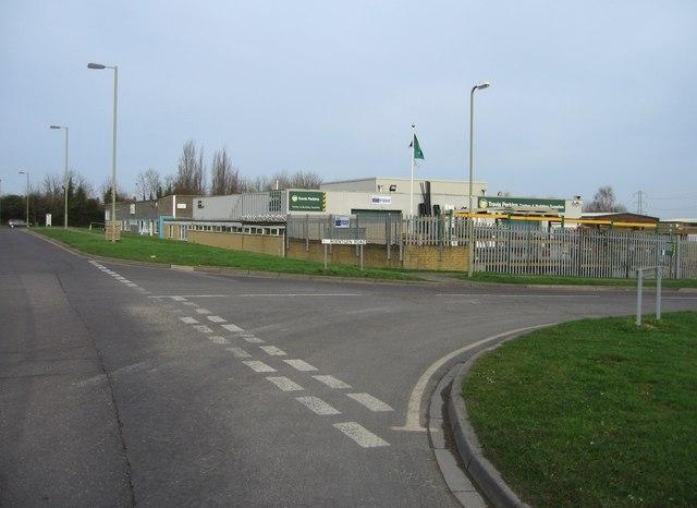 Roentgen Road
