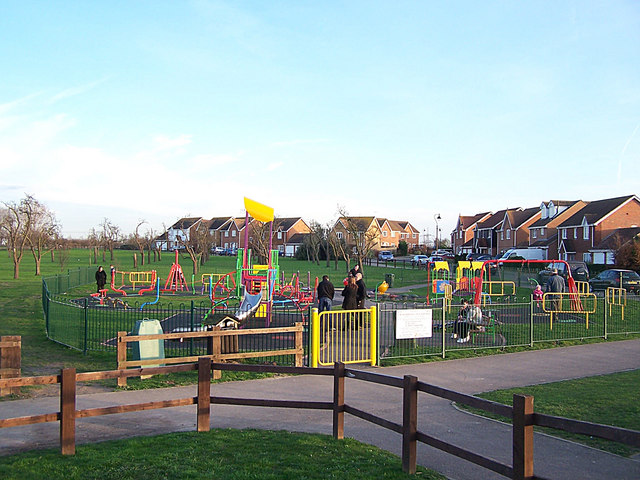 Playground at  Iwade