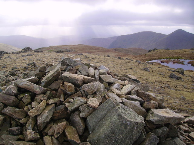 Summit Cairn, Mardale Ill Bell