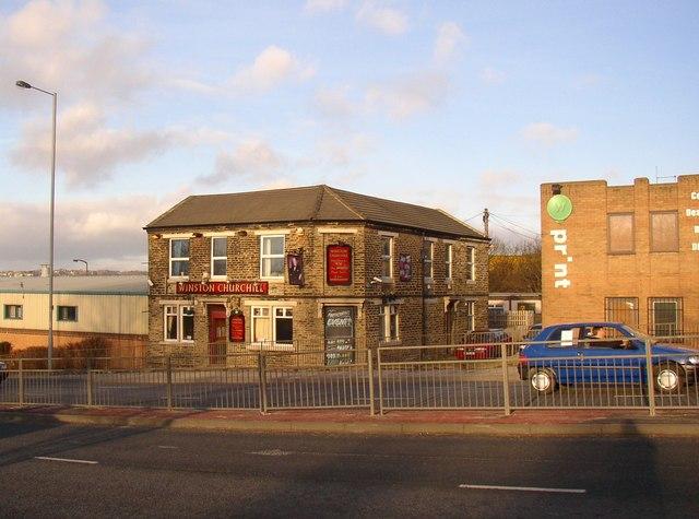 The Winston Churchill, Wakefield Road, Bowling, Bradford