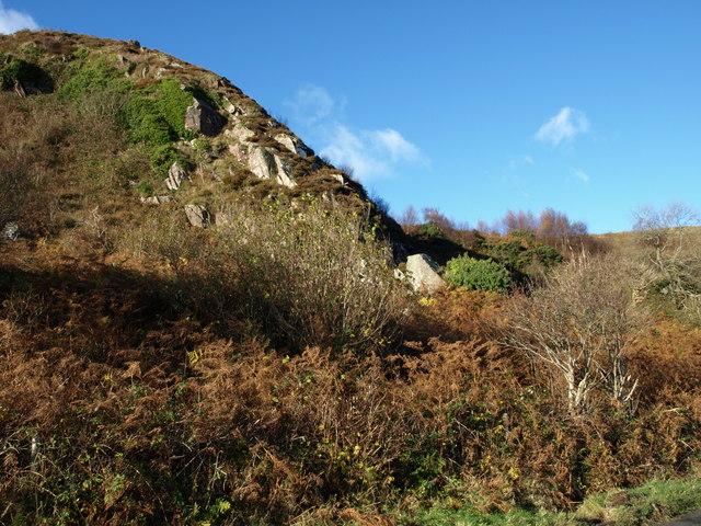 Ivy Craig, Great Cumbrae Island