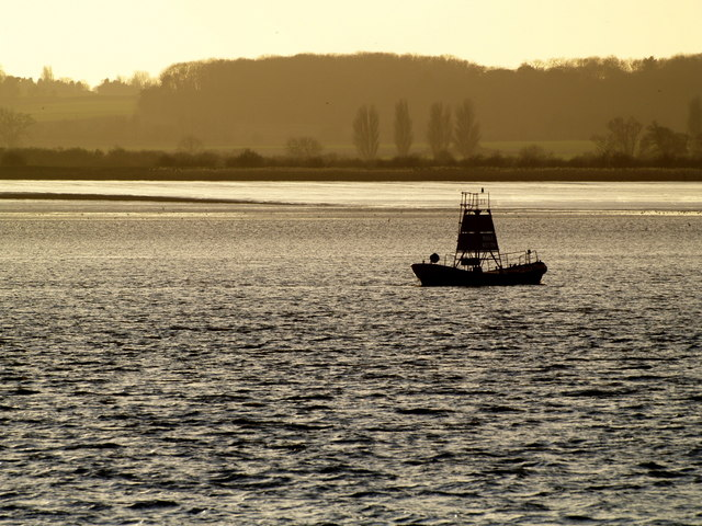 The Middle Whitton Lightship