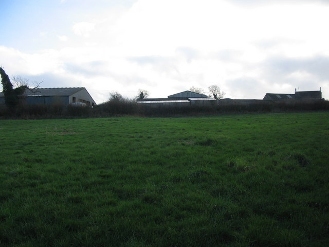 Farmland off Godminster Lane