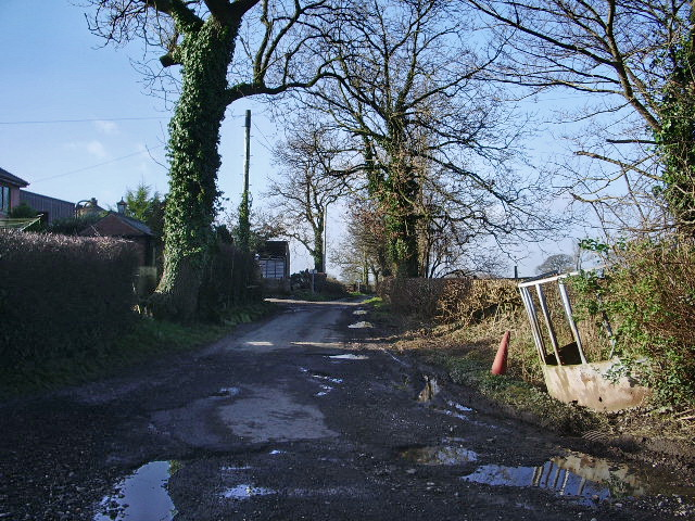 Townley Lane, Howick Cross