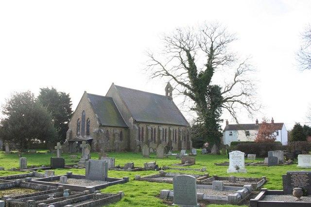 St.Oswald's church