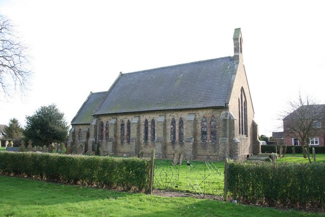 St.Oswald's church