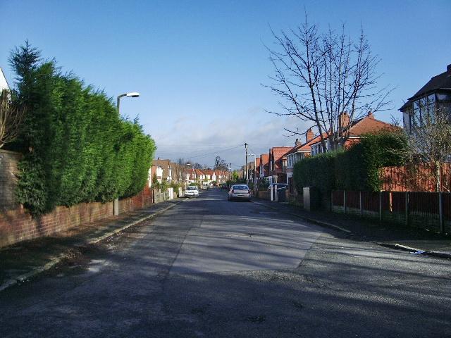 Howick Park Drive, Howick Cross