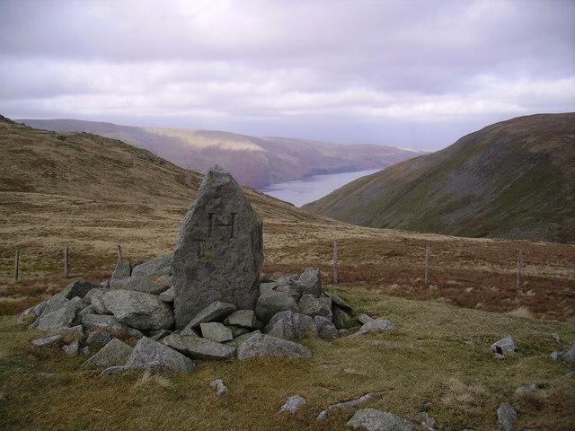 Boundary Stone, Adam Seat