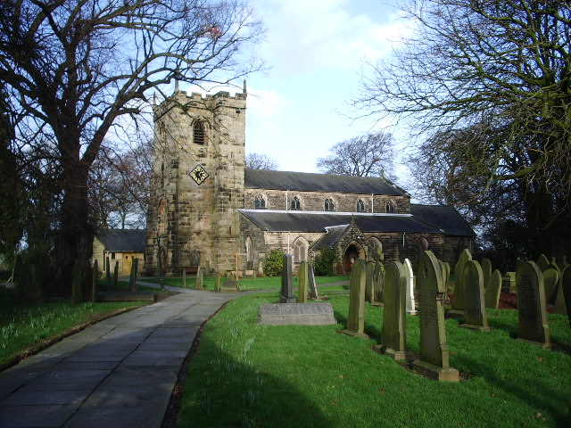 St Mary's Parish Church, Penwortham