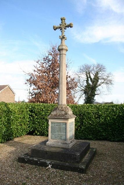 Walcott War Memorial