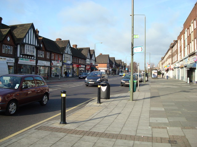 Queensway, Petts Wood