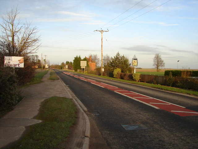 A52 From Eaudyke
