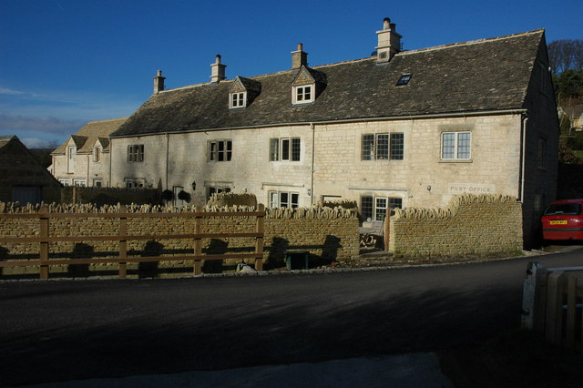 Renovated cottages in Sheepscombe