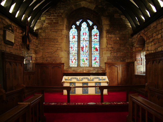 St Mary's Parish Church, Penwortham, The Chancel