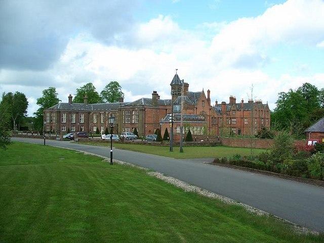 Vale Royal Abbey Golf Club house