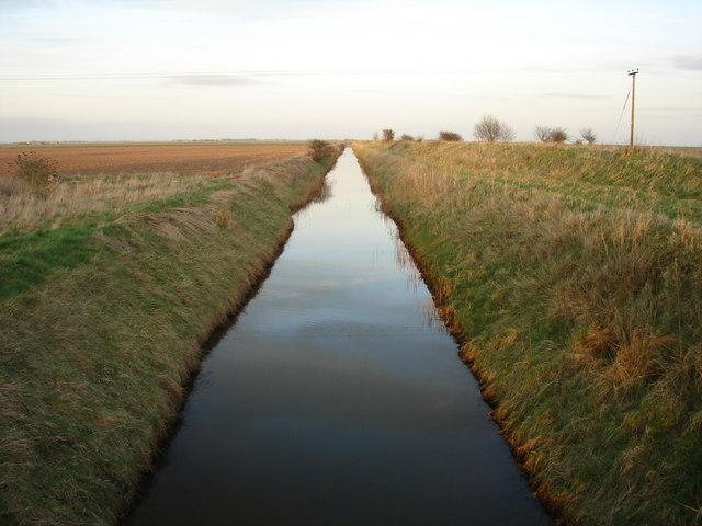 New Marsh Drain