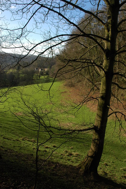 The Sheepscombe  Valley
