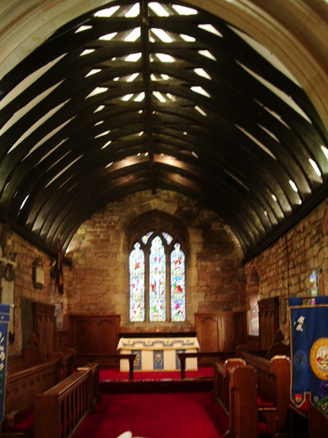 St Mary's Parish Church, Penwortham, The Chancel