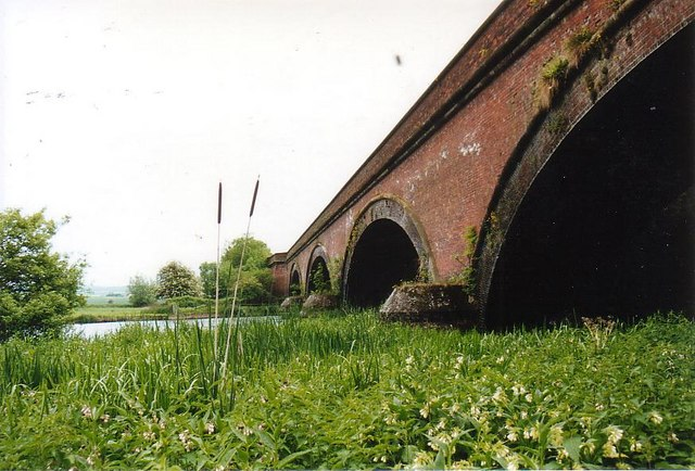 The four arches