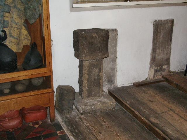 St Mary's Parish Church, Penwortham, Font