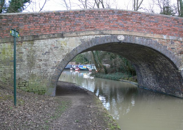 Wykin Bridge