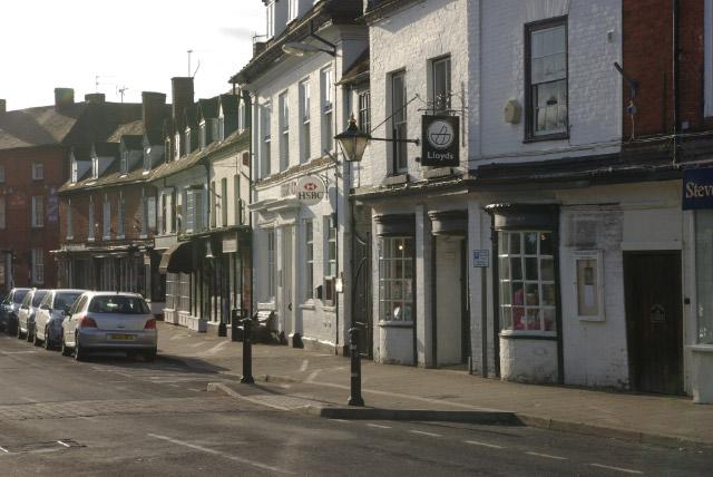High Street, Alcester