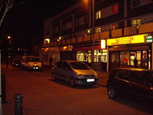 Cotmandene Crescent, St Paul's Cray