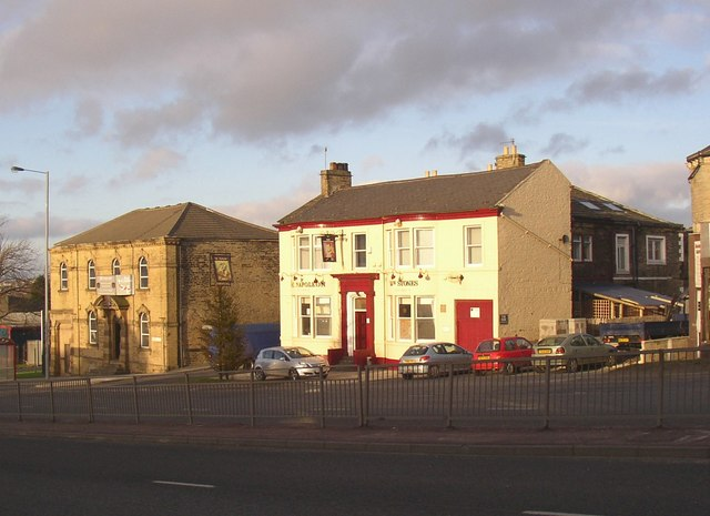 The Napoleon, Wakefield Road, Bowling, Bradford