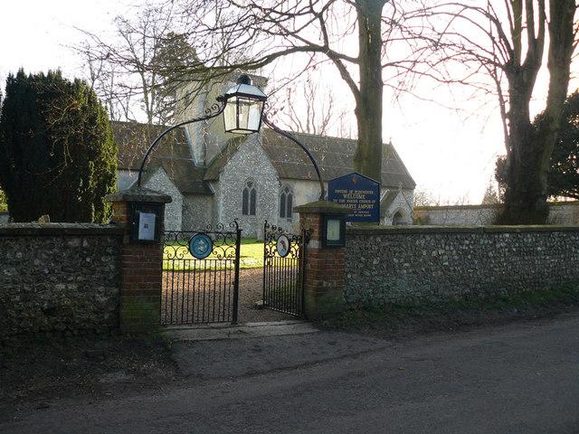 Amport - St Marys Church