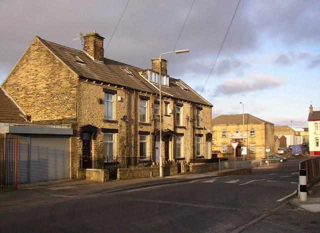 Terrace houses, Paley Road, Bowling, Bradford