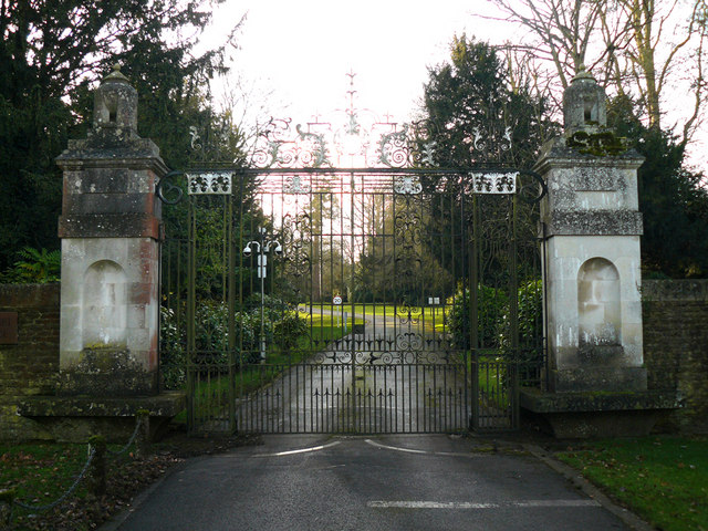 Amport - Gates of Amport House