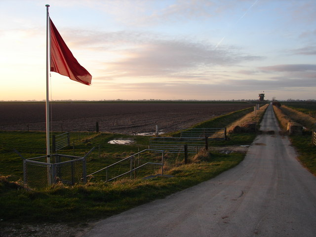 The Red Flag at the End of Sea Lane