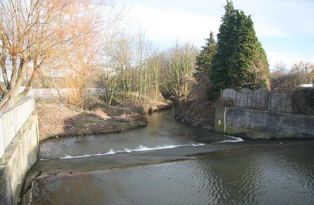 Eastgate Weir