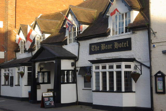 The Bear Hotel, Alcester