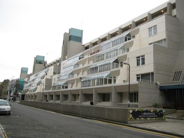 Bloomsbury: The Brunswick, Marchmont Street, WC1