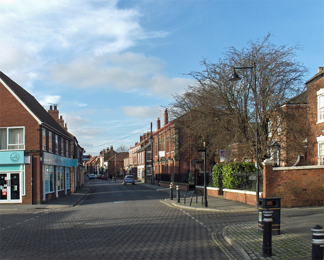 High Street, Barton Upon Humber