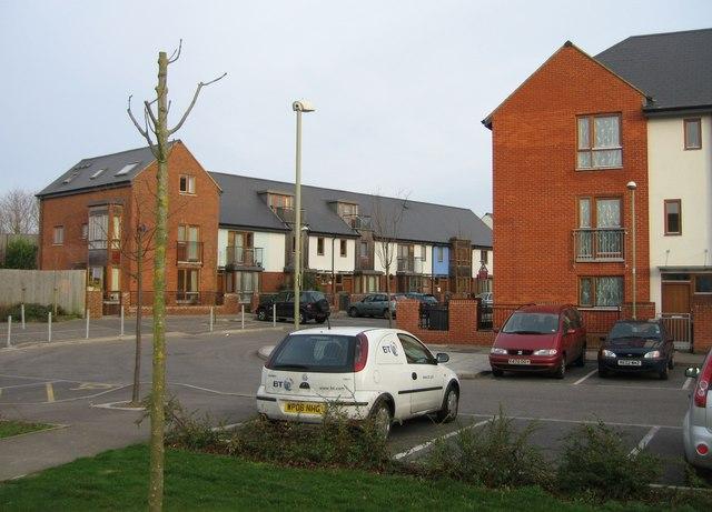 Housing on Forsythia Walk
