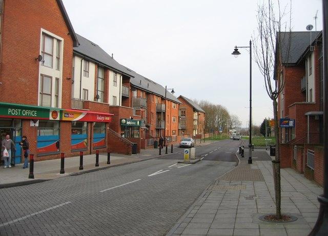 Shops on Oakridge Road