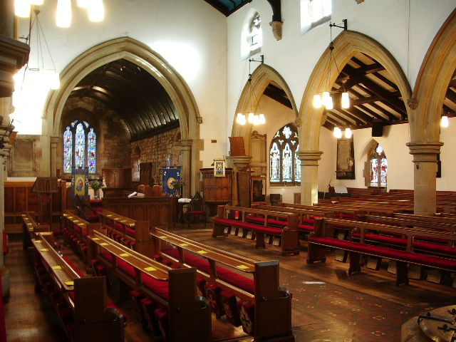 St Mary's Parish Church, Penwortham, The Nave