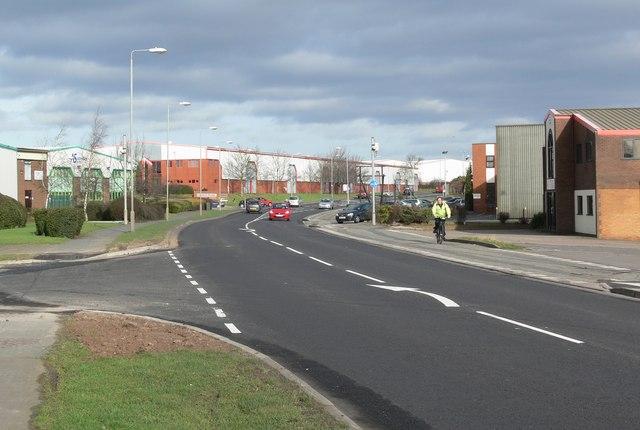 Dodwells Road Industrial Estate