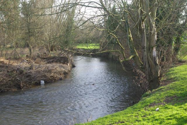 River Arrow, Alcester