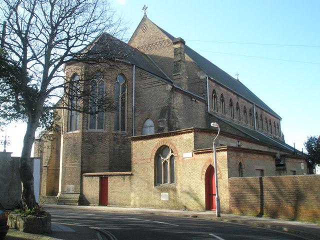 A special church