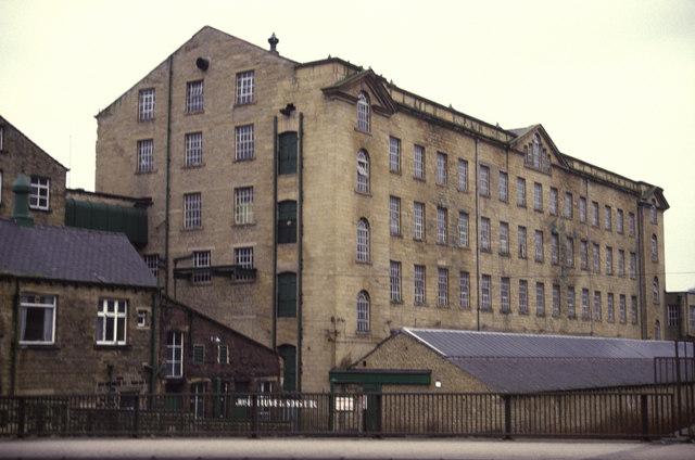 Folly Hall Mills