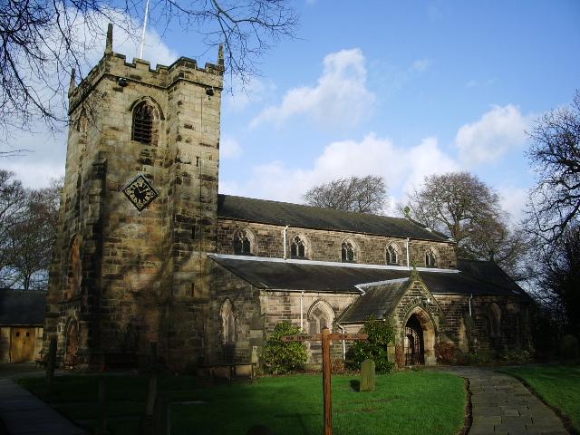 St Mary's Parish Church, Penwortham