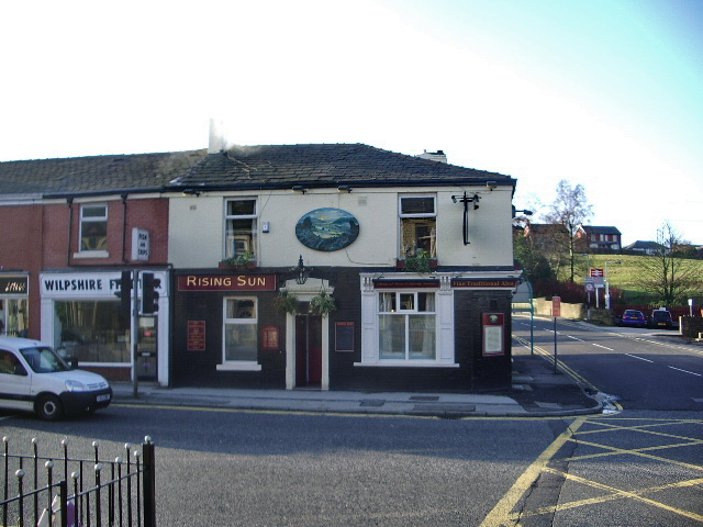 Rising Sun, Whalley New Road, Blackburn